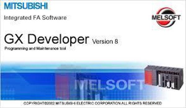 GX Developer-8.50C-E